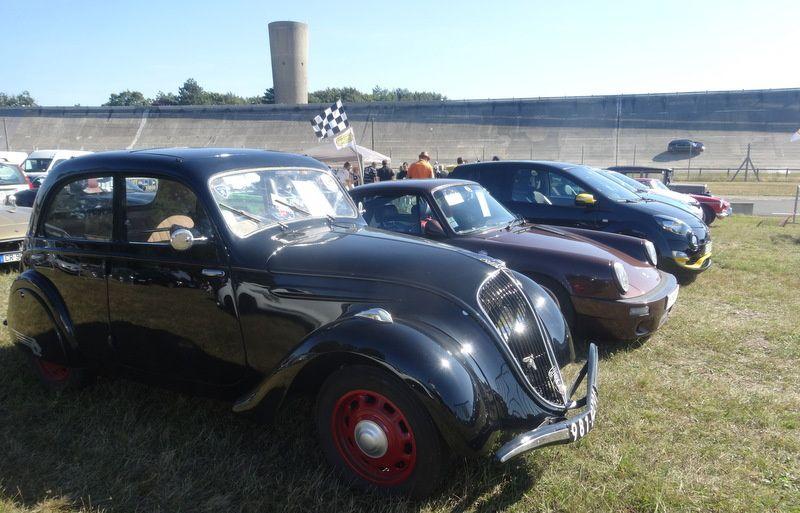 24/25 Sept.  les Grandes Heures de l'Automobile