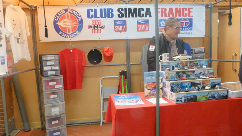 RÉUSSITE TOTALE EXPO SIMCA RACING TEAM 30.10.2016