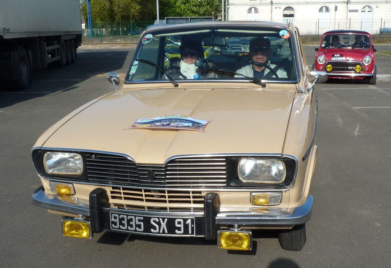 Compte rendu 8ème Rallye des Tours &quot&#x3B;le Pays Sarthois&quot&#x3B; 29/30avril