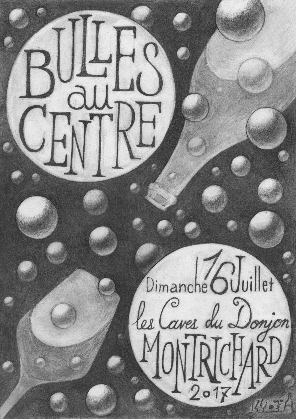 Bulles au Centre, c'est à Montrichard, c'est la quatrième...