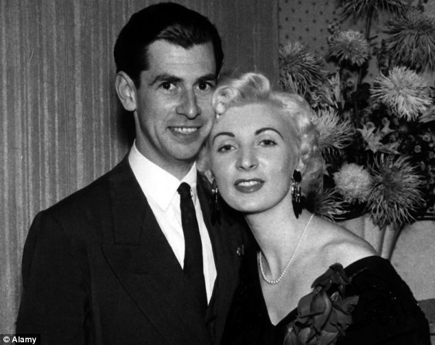 Ruth Ellis et David Blakely