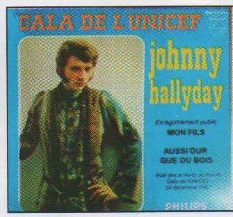 Disques de Johnny Hallyday : attention aux FAUX !