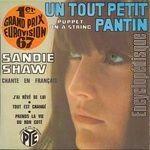 Sandie Shaw, poupée dans un STRING...
