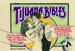Les Tijuana Bibles, bandes dessinées érotiques américaines