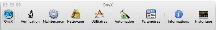 Onyx outils