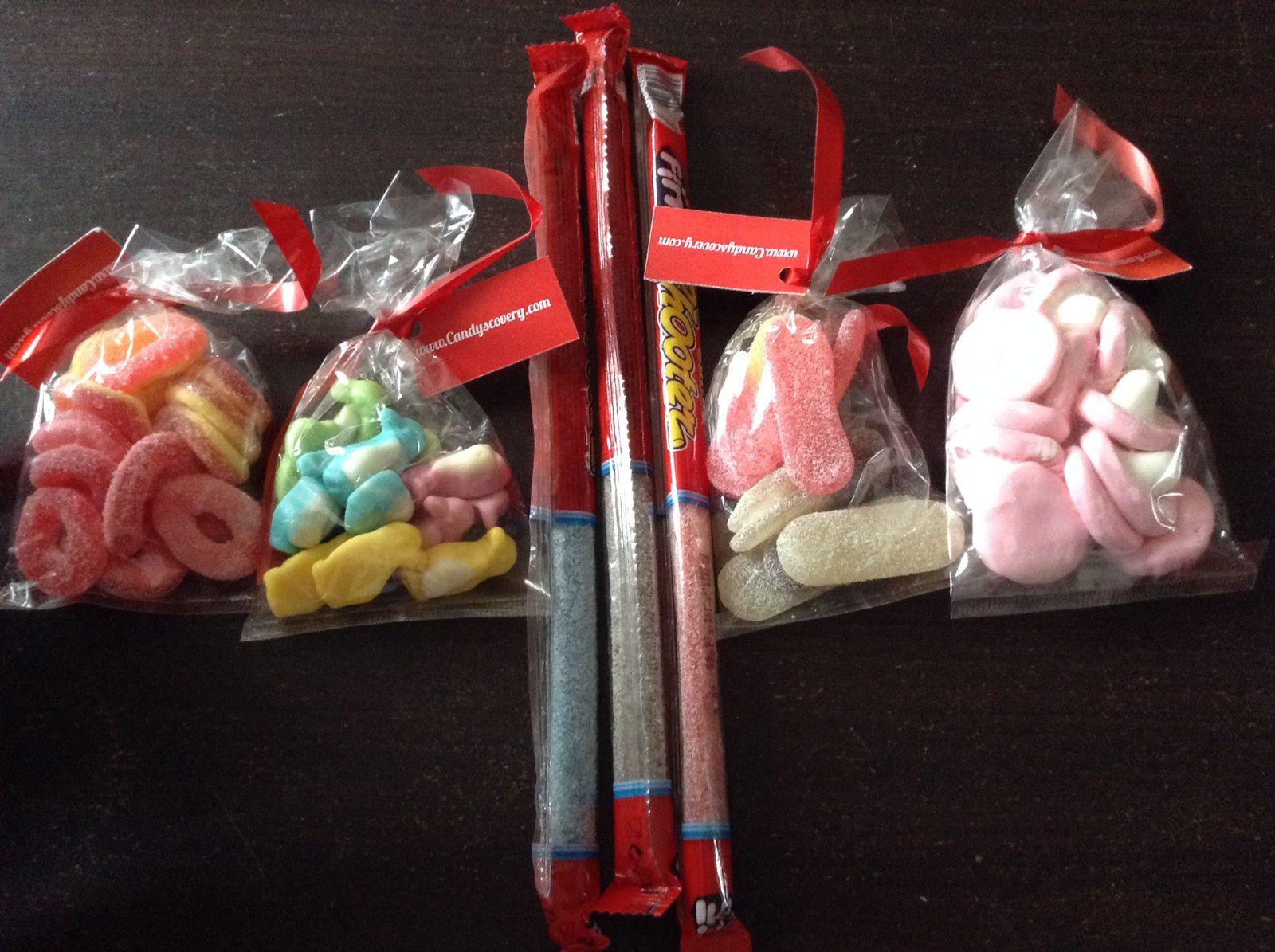 dernière du mois : Candyscovery