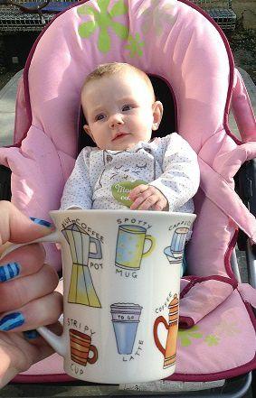 Un café bébé?