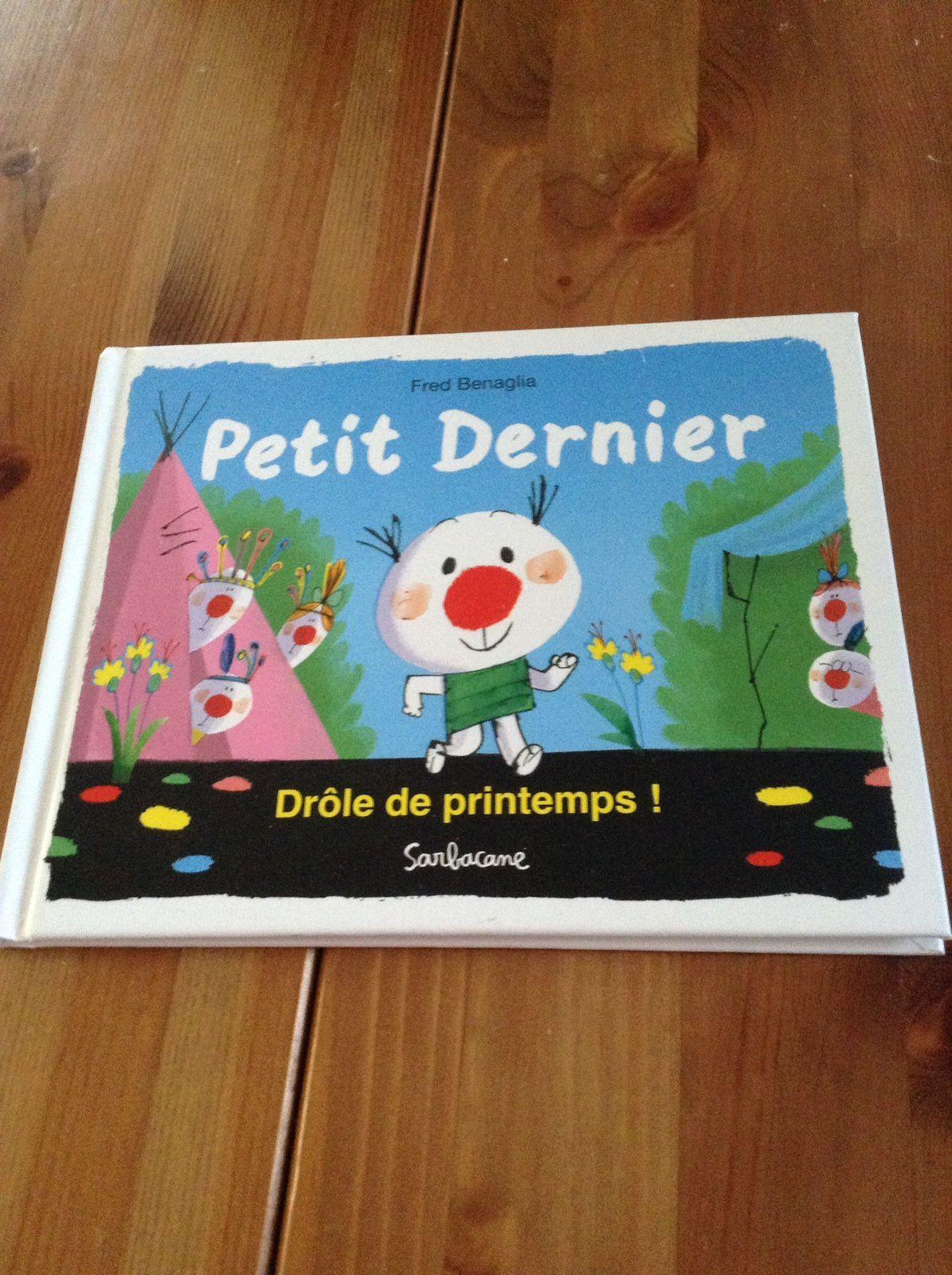 Petit Dernier, drôle de printemps, 7,90€
