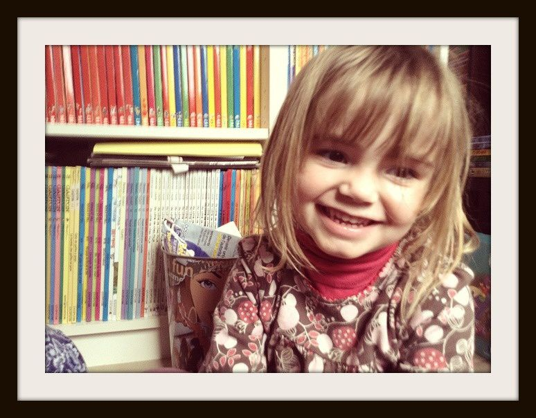 Zélia ma filleule pirate : c'est mon opposé et pourtant je me sens si proche <3