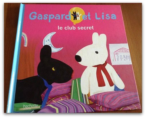 Gaspard et Lisa : Le club secret, 5,00€
