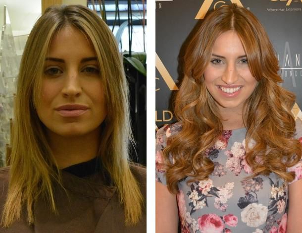 All three towie girls get new hair extensions makeovers with all three towie girls get new hair extensions pmusecretfo Choice Image