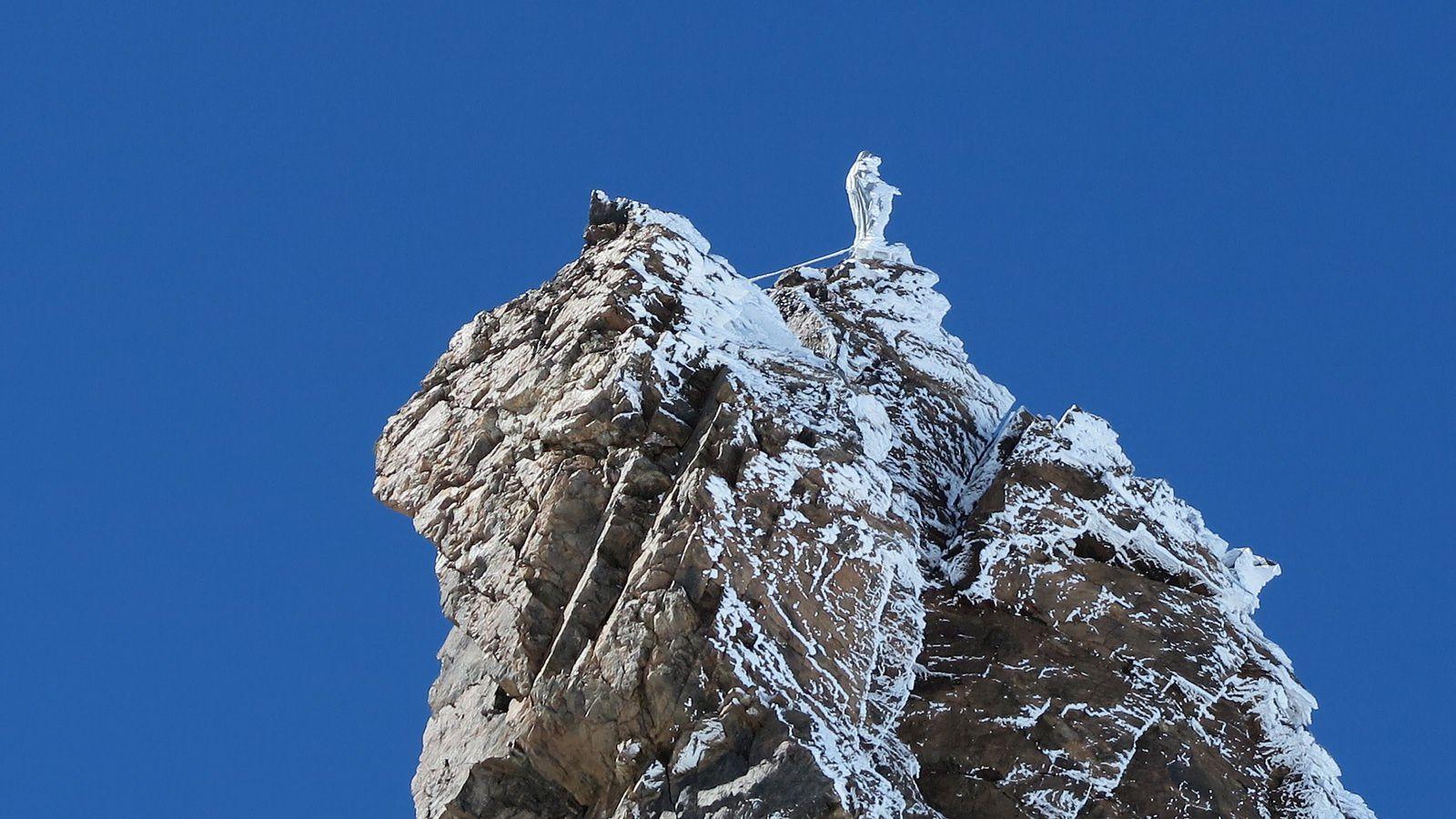 Ivresse de l'altitude au Mont Rose