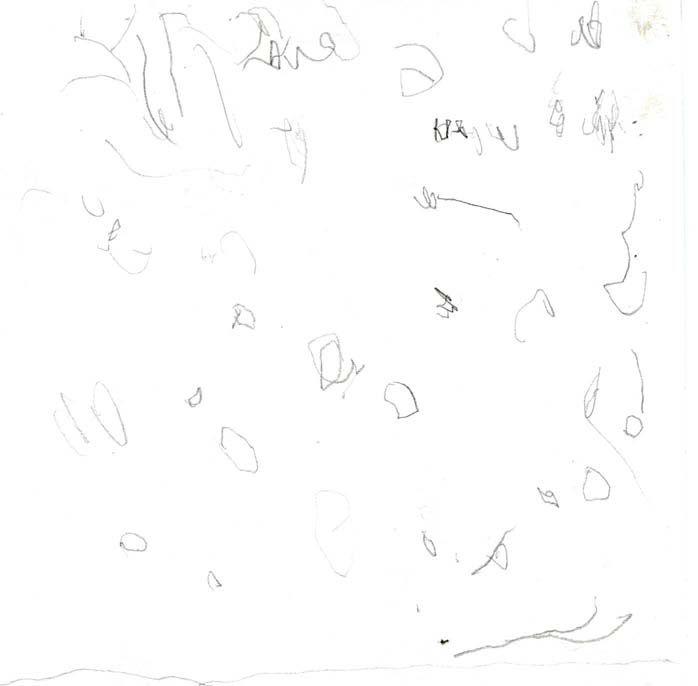 Troisième semaine - dessins