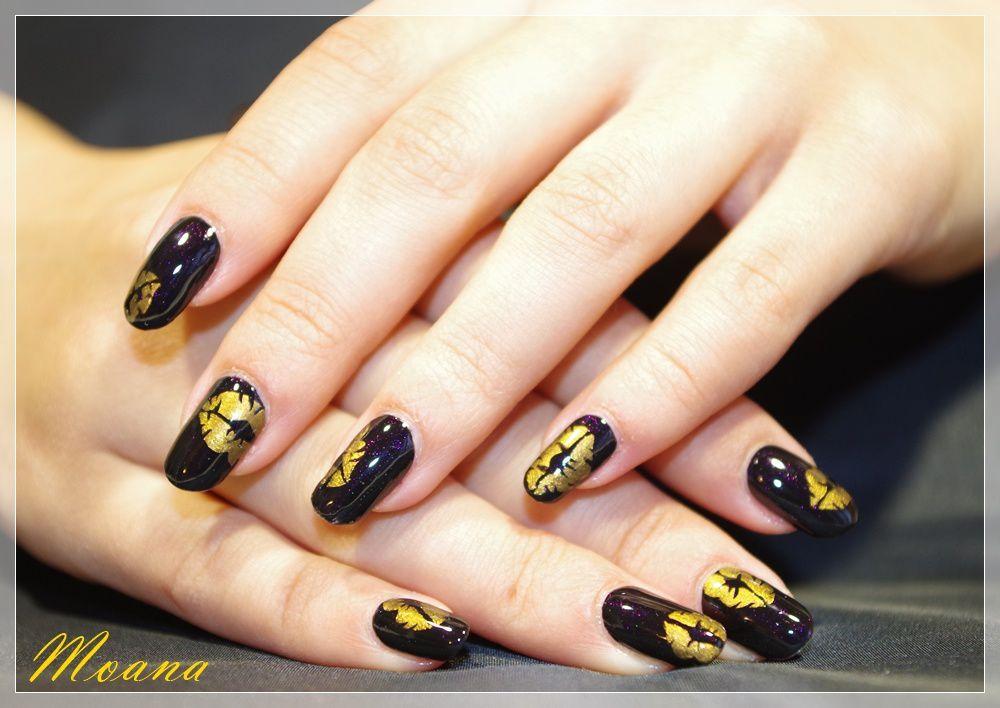 Nail Art Bisous