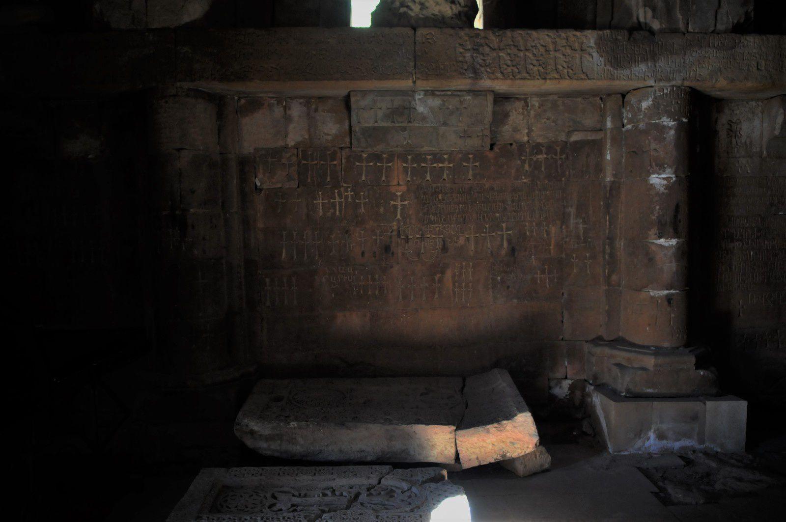 Intérieur de l'église Sourp Karapet