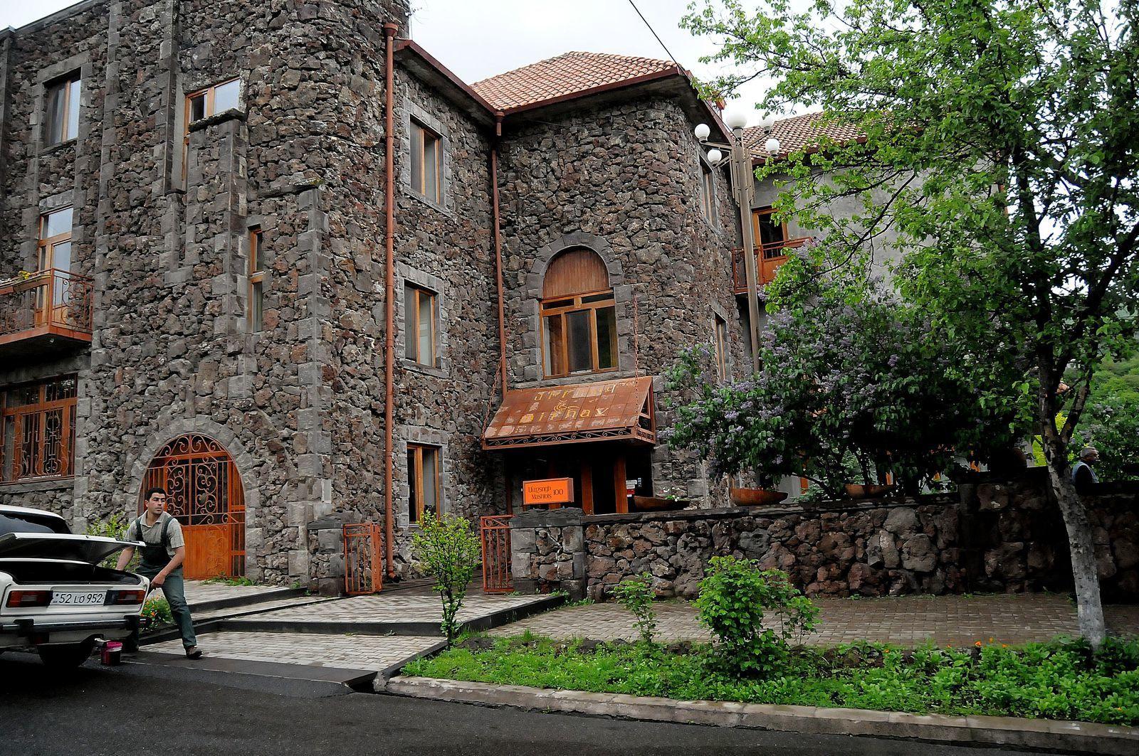 HOTEL MIRHAV GORIS