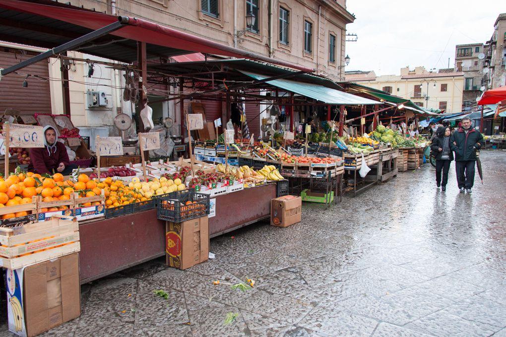 Italie : Palerme