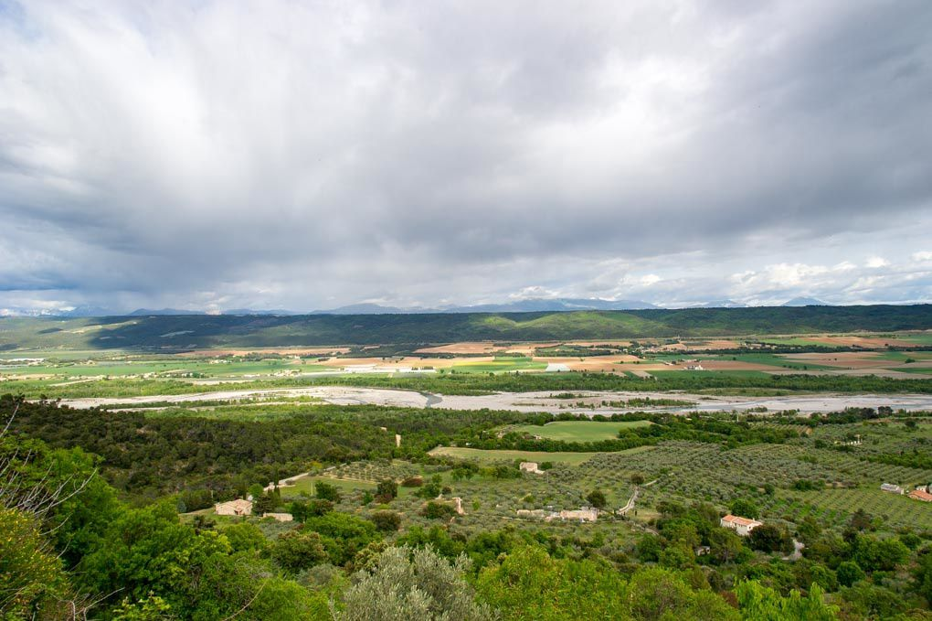Chanolles (04) petit village de la Haute-Bléone et ses environs
