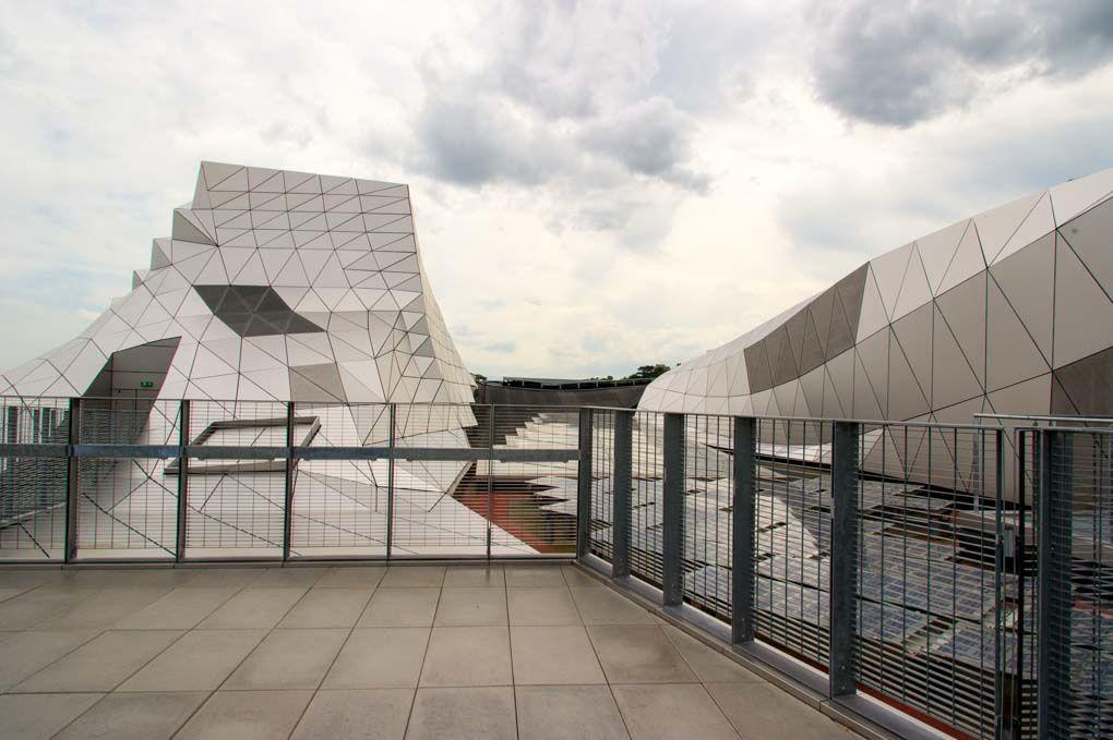 MUSEE des CONFLUENCES - Lyon