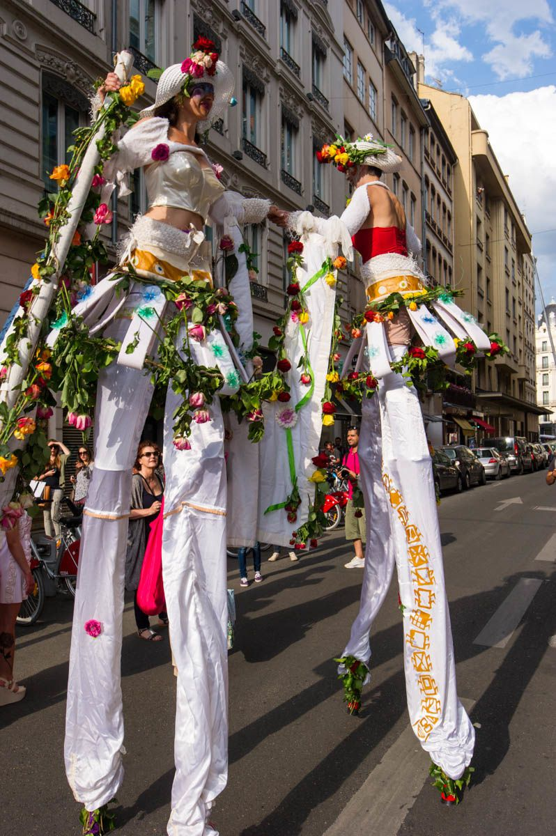 FESTIVAL MONDIAL DES ROSES - LYON 2015