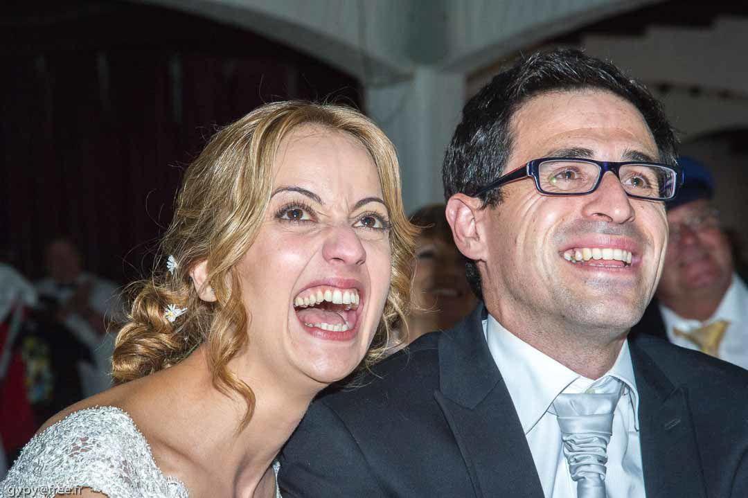 Mariage de Virginie et Fernando : EXPRESSIONS