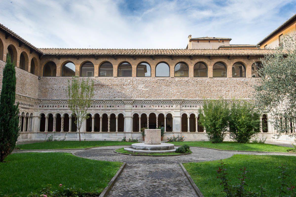 Saint Jean de Latran (cloitre et musée)