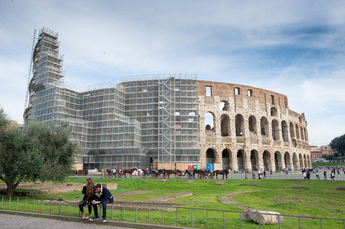 ROME en 3 jours (novembre 2015)