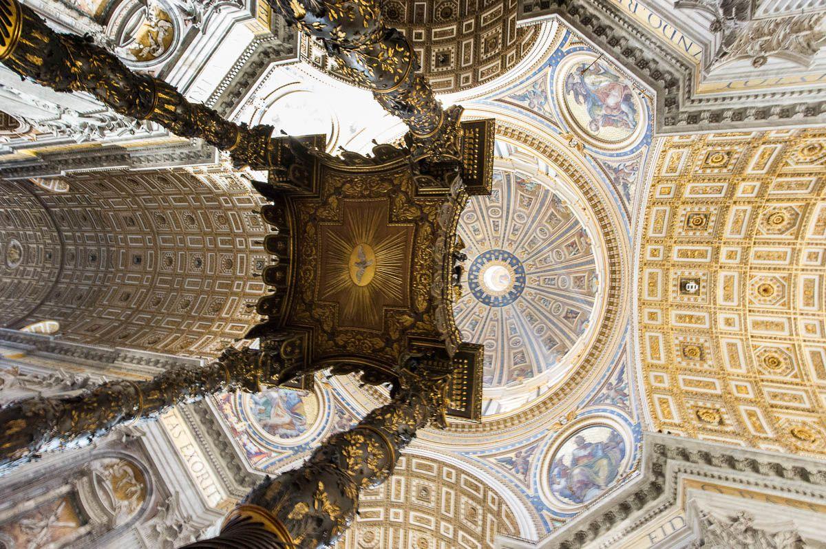 Le Palais Saint Pierre du Vatican