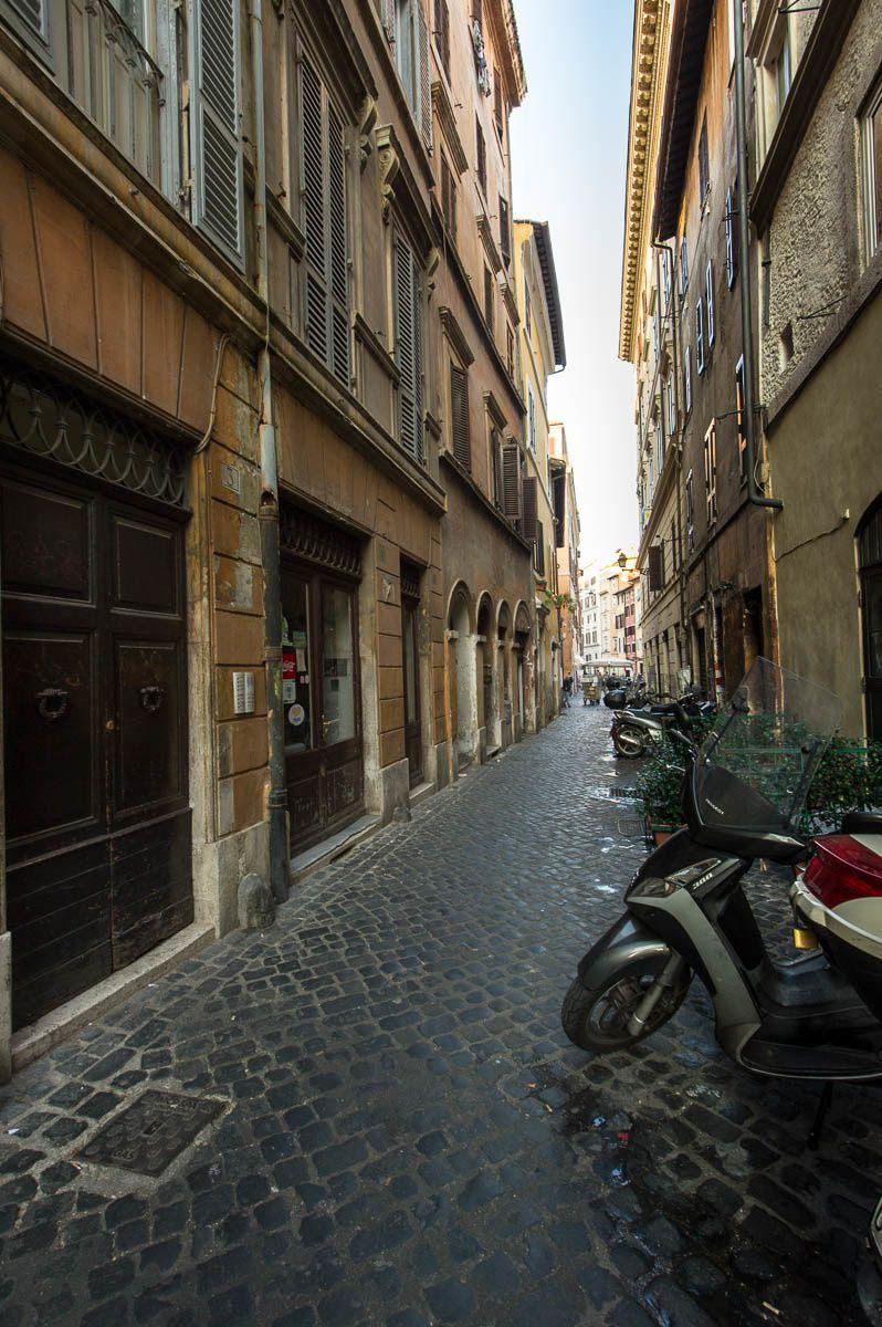 La Rome vivante et ennivrante