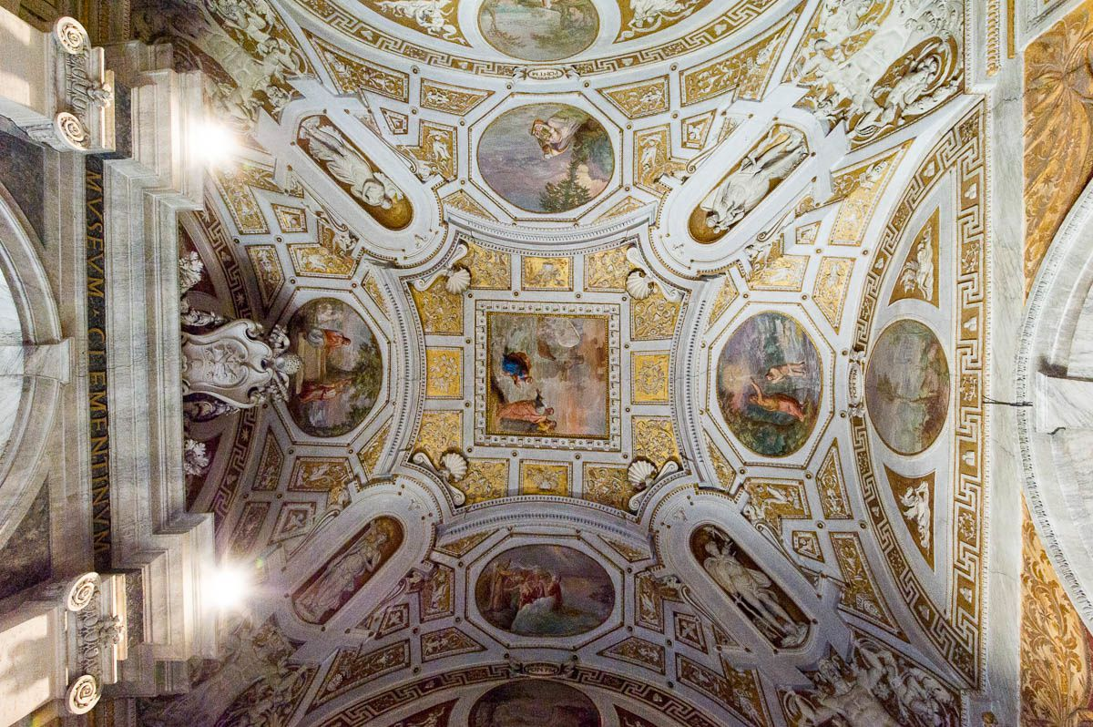 Les musées du Vatican