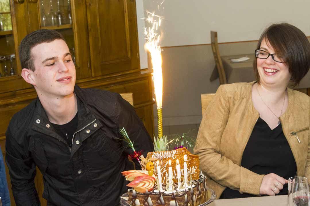 Les 38 ans de Camille + Clément