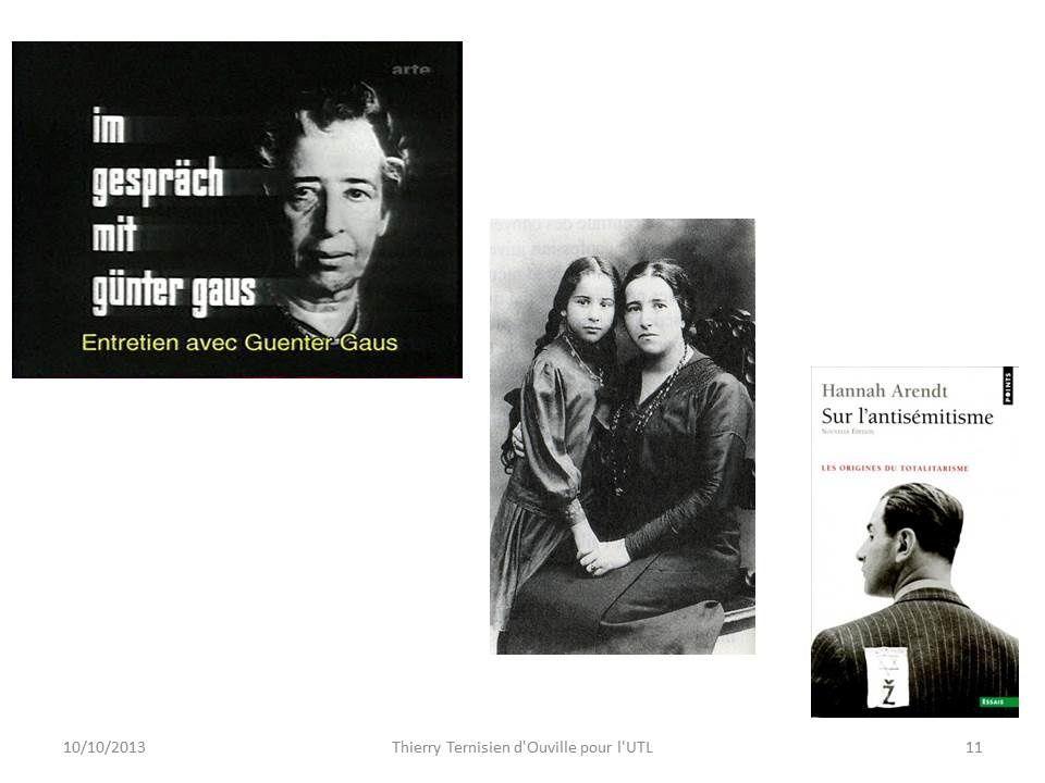 Allemagne , les étapes vers la politique d'une jeune fille juive 1906 - 1933