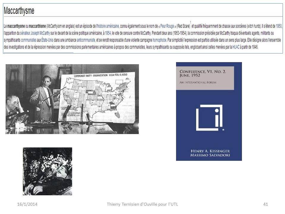 Autour des  Origines du totalitarisme (2/2) : 1929 - 1958