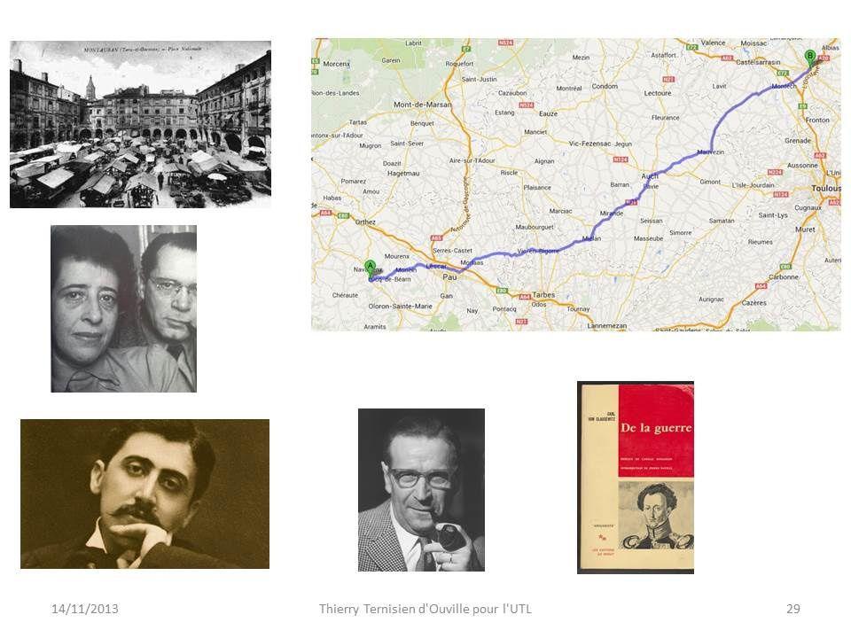 De Paris aux Origines du totalitarisme : 1933 - 1950