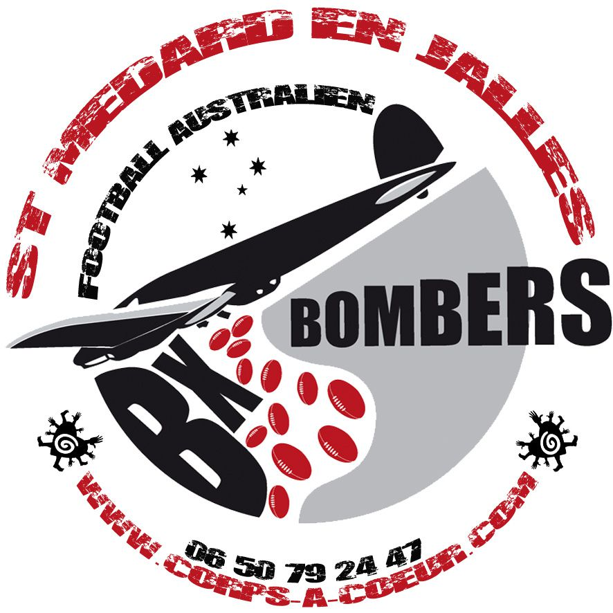 Sport Campus Football Australien - Yoann Alliot-Marty, Bordeaux Bombers