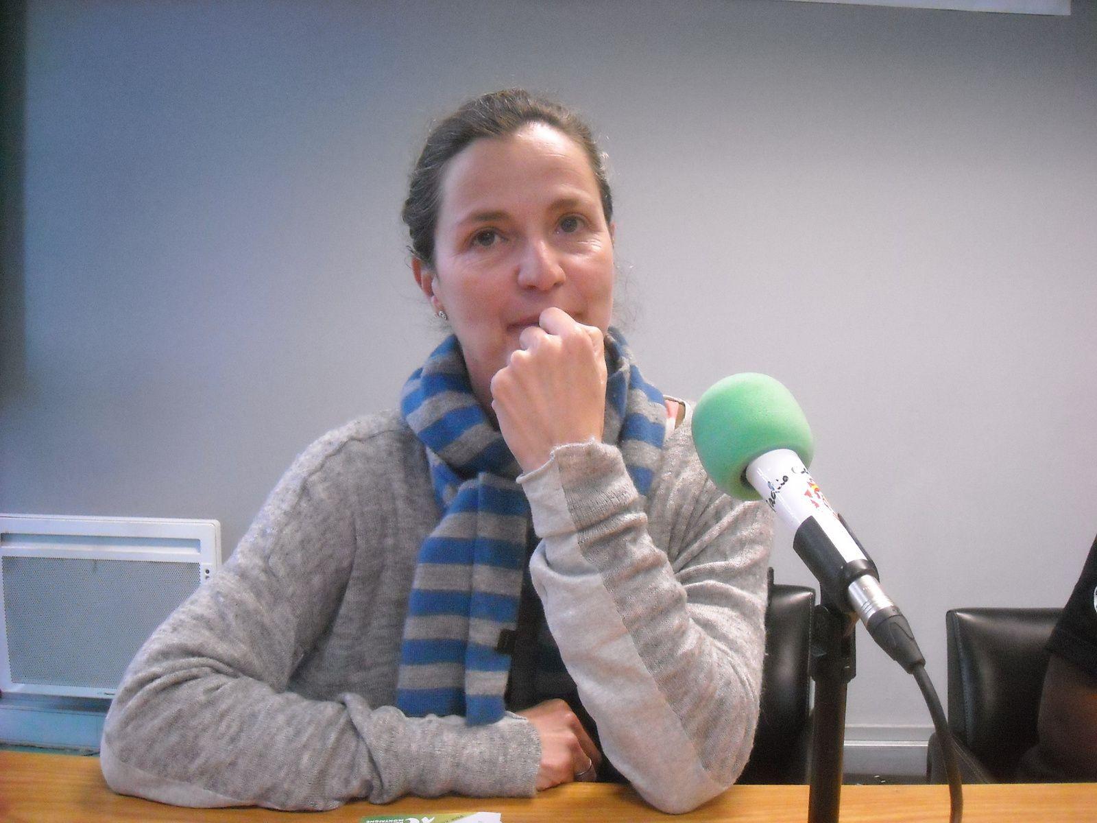 Sport Campus Tremplin Danse - Pascale Etcheto, directrice du DAPS de l'Université Bordeaux Montaigne