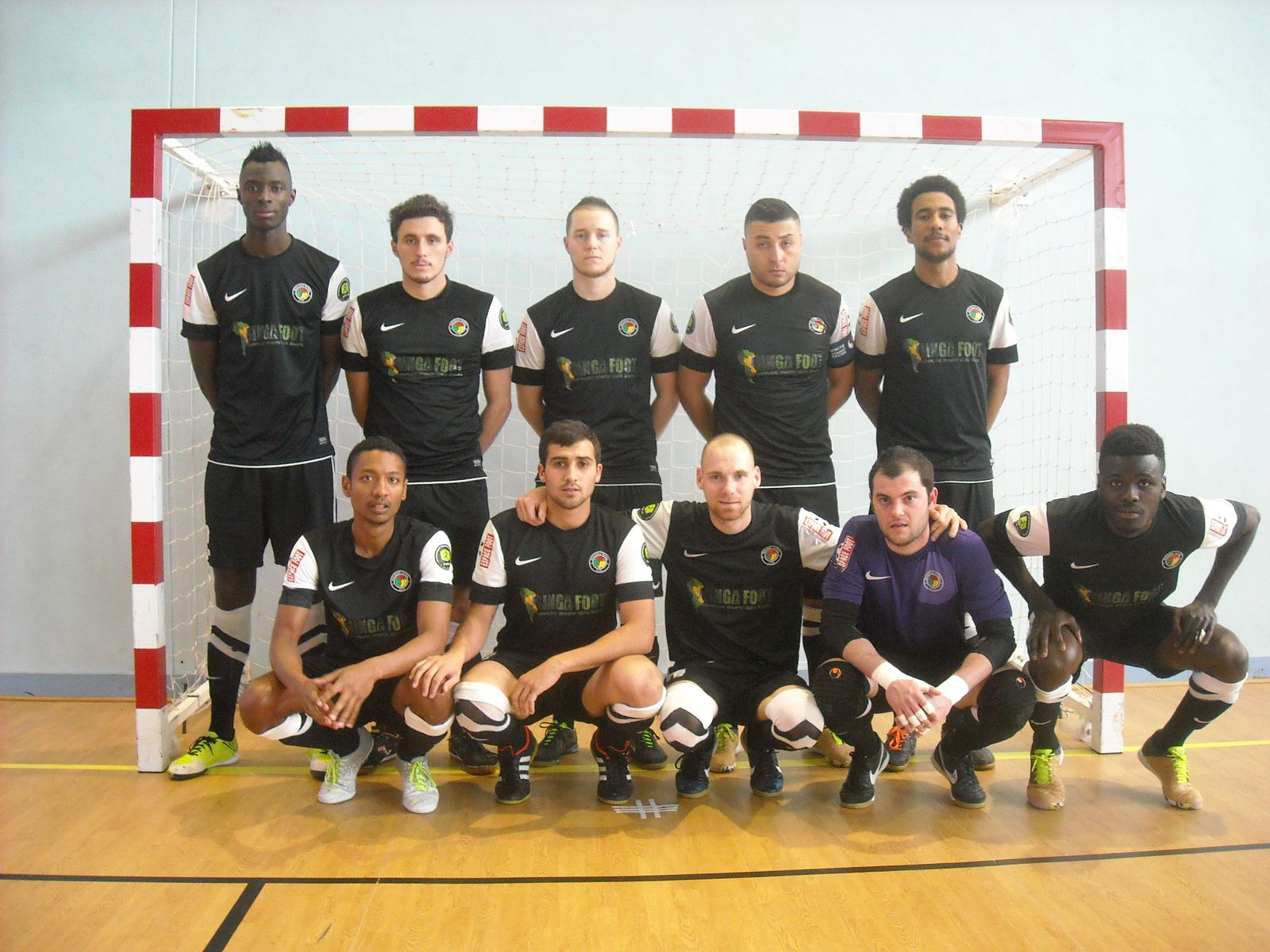 Mérignac Futsal.