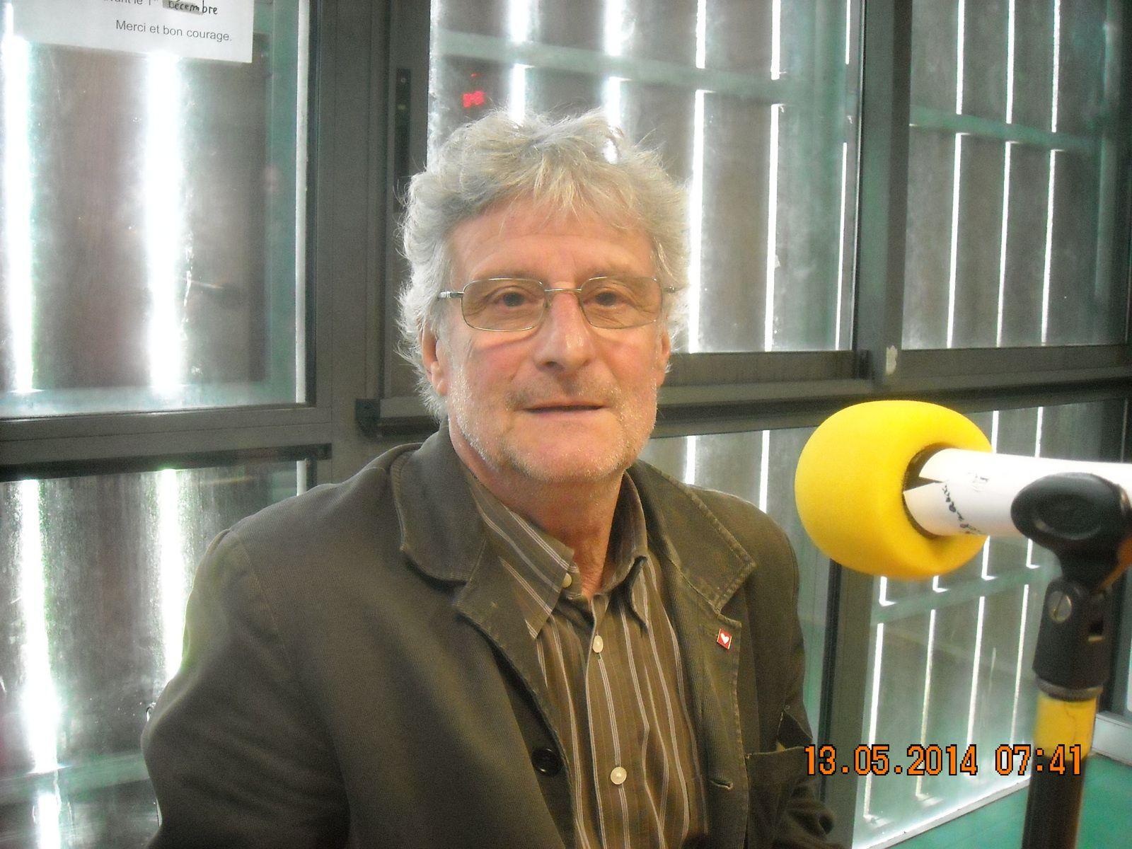 Jean Olivié, président-fondateur du Shotokaï Egami-Do.