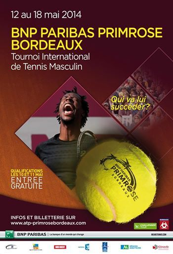 BNP Paribas Primrose Bordeaux 2014 - Steve Johnson (USA)