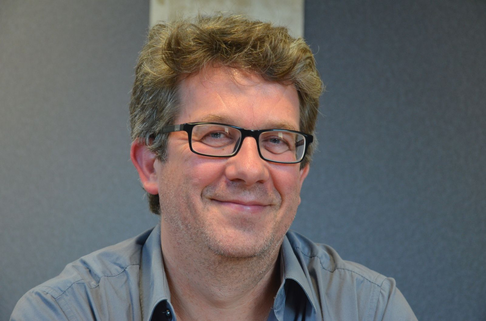 Christian Salque, directeur du CRIJPA.