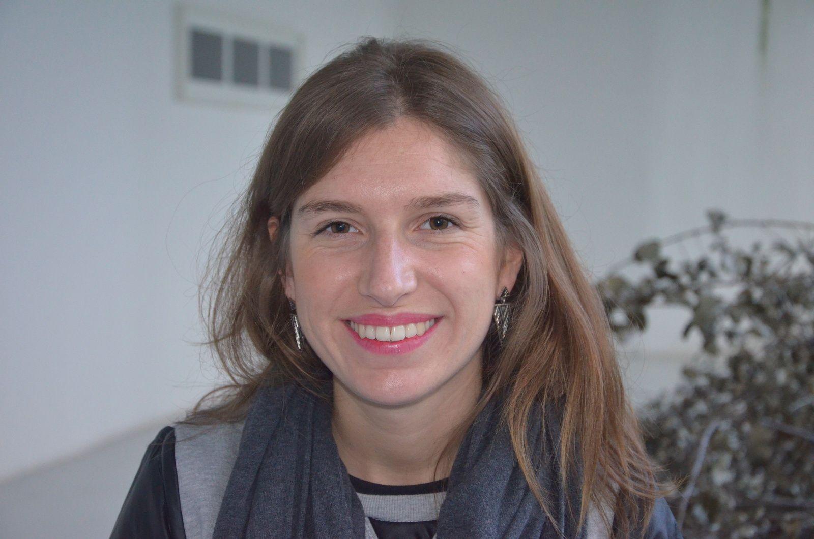 Pauline Lavigne Du Cadet, chargée de communication et de médiation à Art-Cade