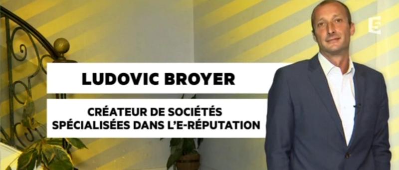 Ludovic Broyer, président-fondateur d'IProtego.