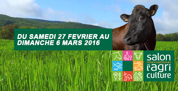 Radio Imagine - Salon Agriculture 2016 : Interview de Jean-Marie BERNARD, President du Departement des Hautes-Alpes