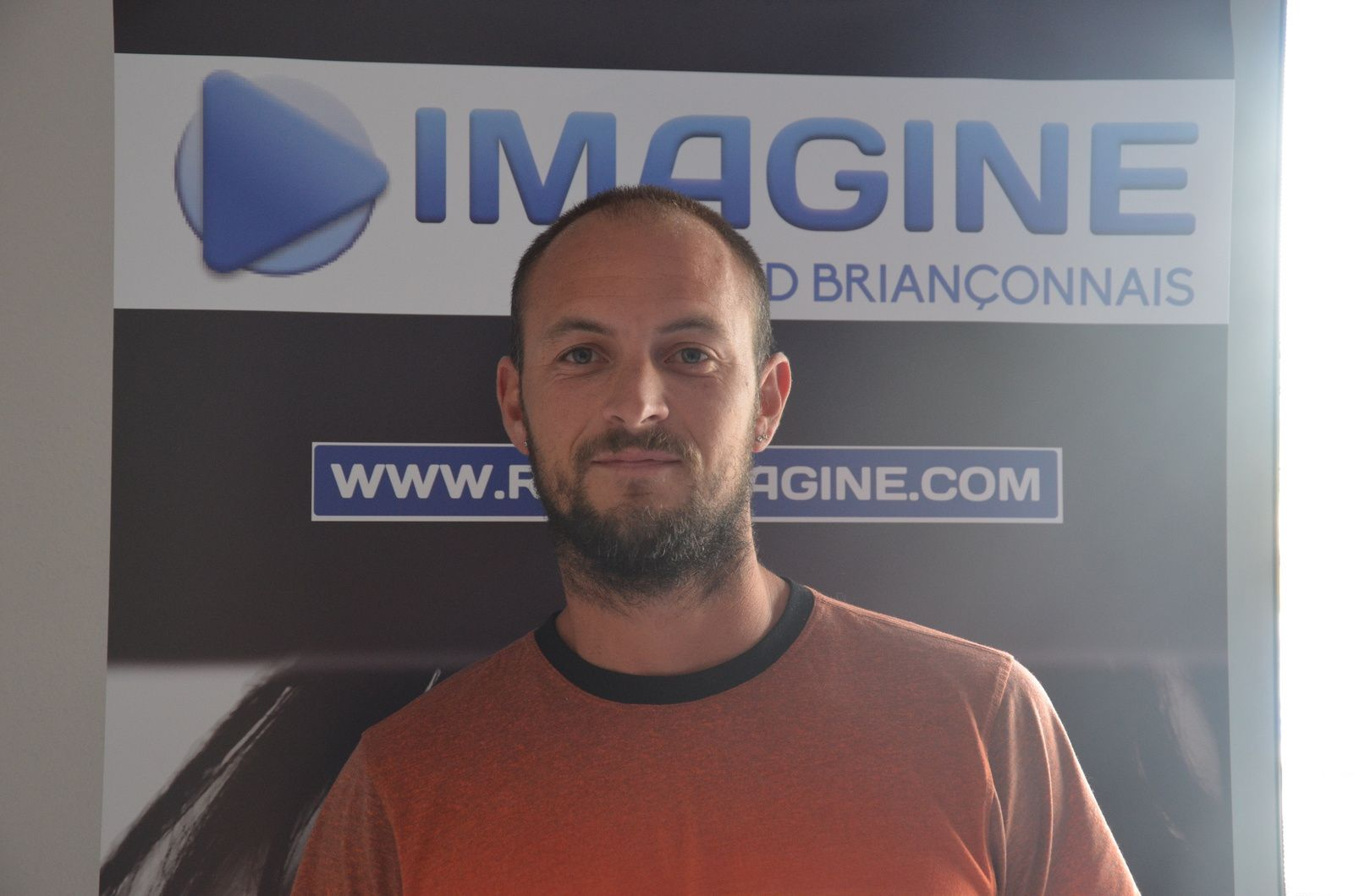Franck ROLLAND, directeur technique du Gap Hautes-Alpes Athlétisme.