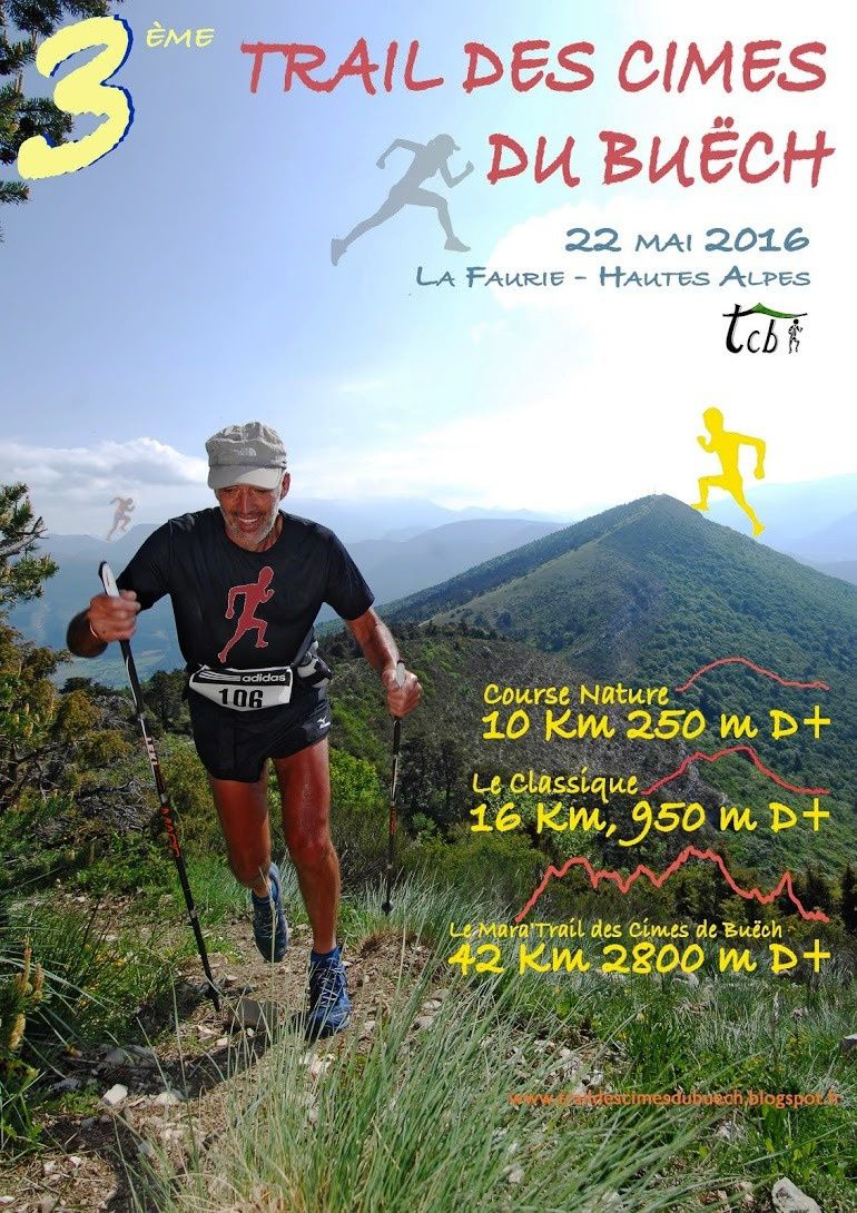 Radio Imagine - Interview Sports : Nicolas PISTONO, directeur de course du Trail des Cimes du Buech