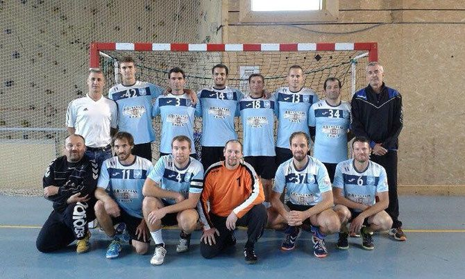 Seniors Garçons Entente Briançon/Embrun Handball.