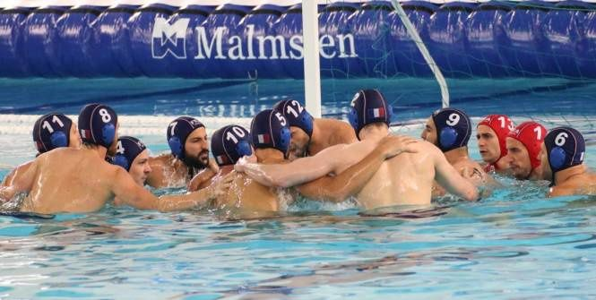 Radio Imagine - Interview Sports : Alexandre CAMARASA, capitaine de l'Equipe de France de Water-Polo