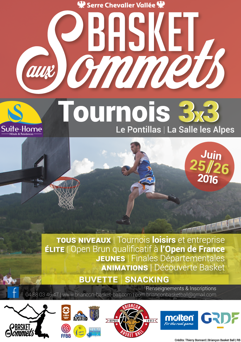 Radio Imagine - Interview Sports : Basket aux Sommets 2016