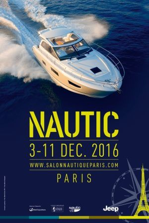 Radio Imagine - Reportage : Les Hautes-Alpes du 3 au 11 Decembre au Salon Nautique de Paris