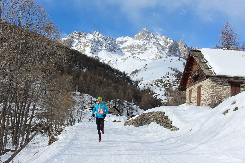 Le Trail Blanc 2017 (crédit photo : Courir en Briançonnais)